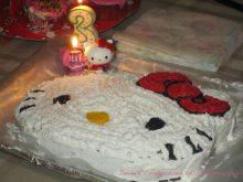 Hello Kitty--Emma 2 Years Old