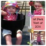 Spring Playground Hijinks Circa 2011