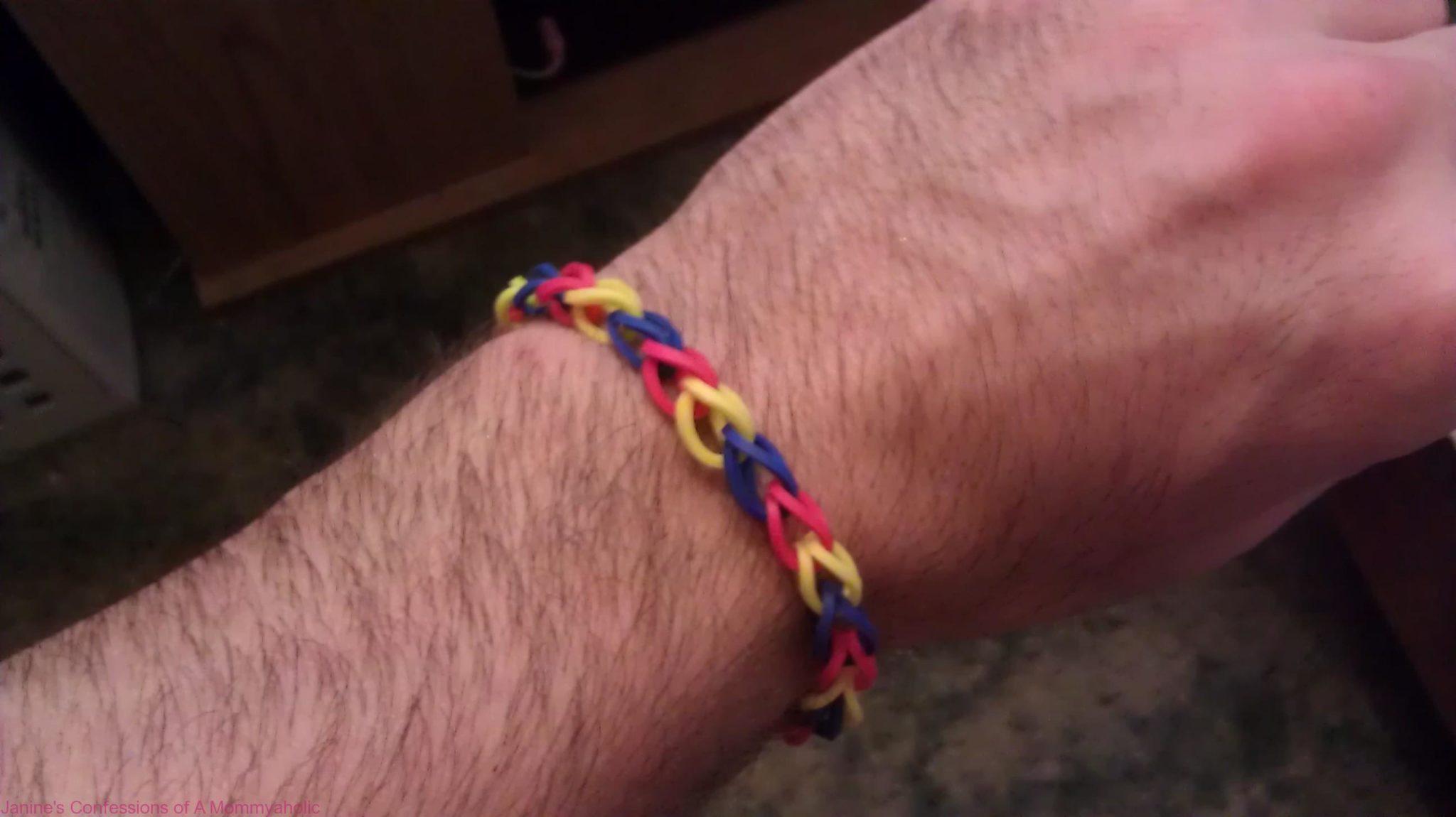 Rubber Band Bracelets The Latest Kids Craze Confessions