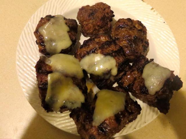 Cooked Sliders