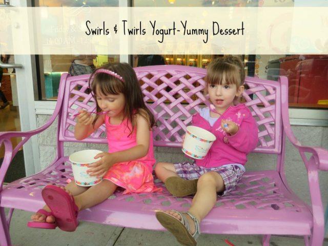 Saturday Evening Frozen Yogurt