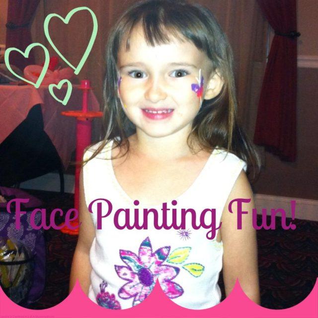 Face Painting Fun