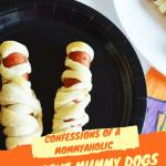 Pillsbury Crescent Mummy Dog Recipe~Just In Time for Halloween