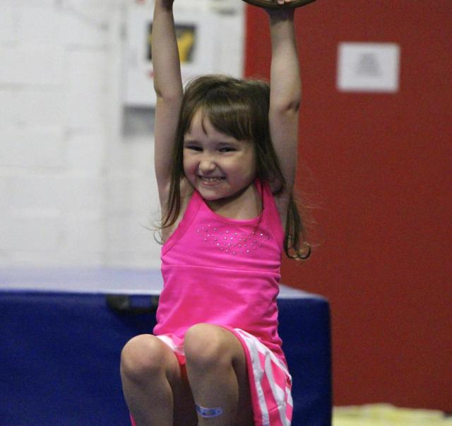 """Little Emma"" Totally Impresses Me with How Strong She Really Is!"