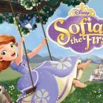 Sofia's Disney Store Event Fit for A Princess