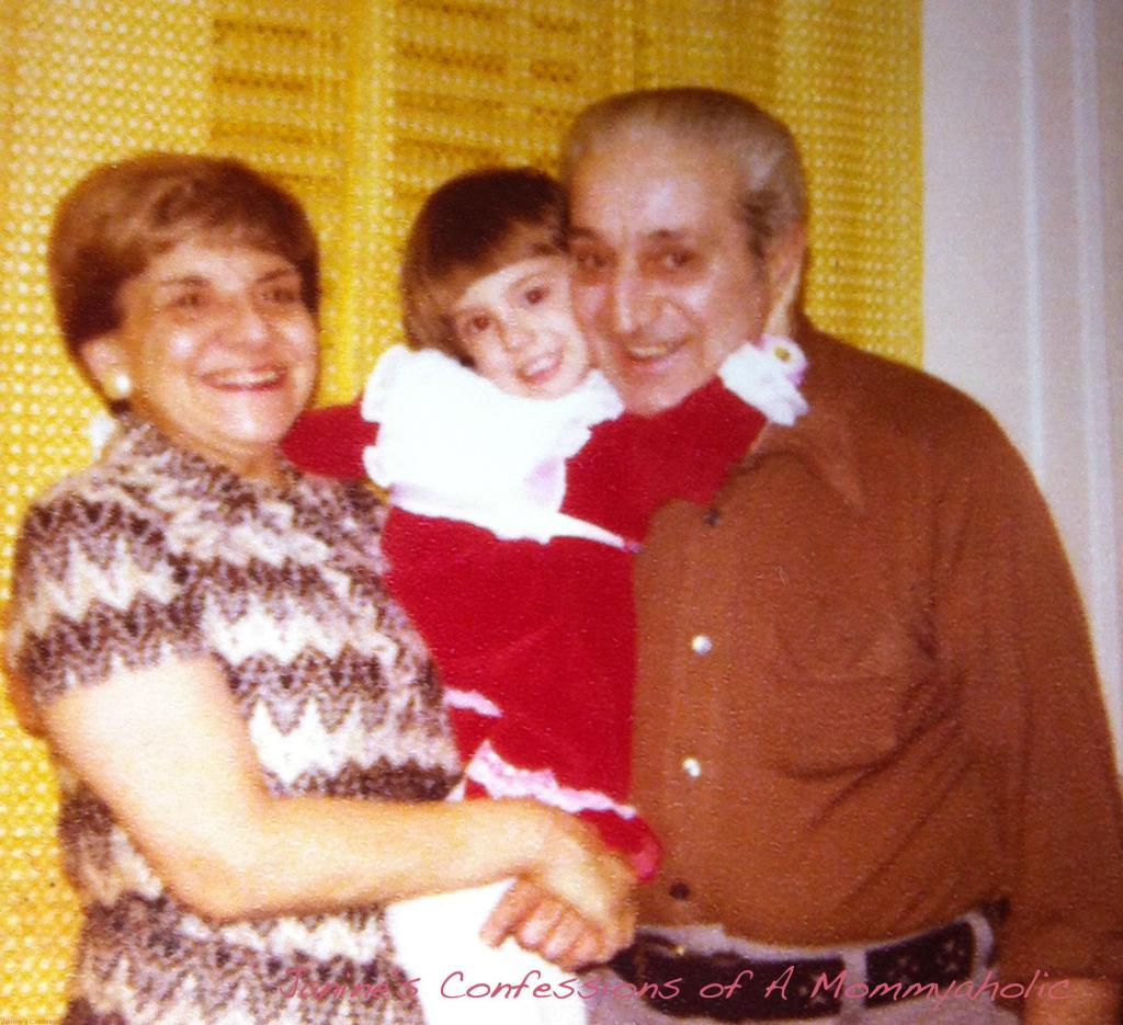 Me with My Grandparents Back in the Day