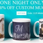Mugs, Mugs & More Mugs – Tiny Prints 40% Off Mugs Today ONLY