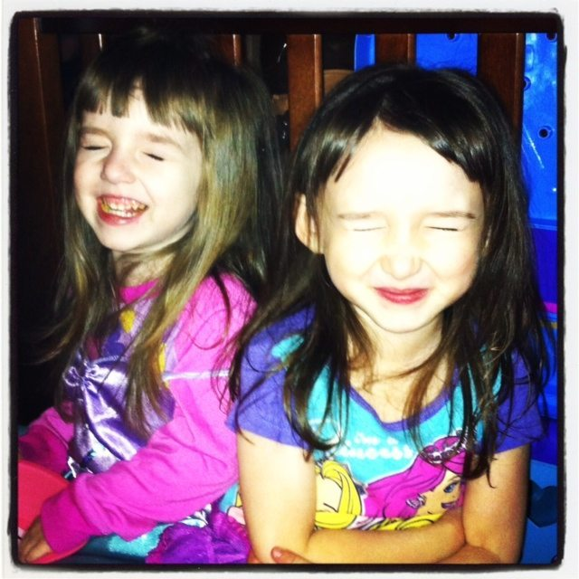 My Silly Princesses Is Why!