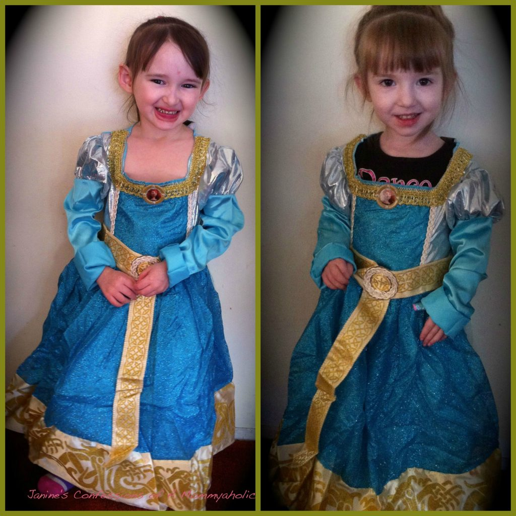 My Two Princesses