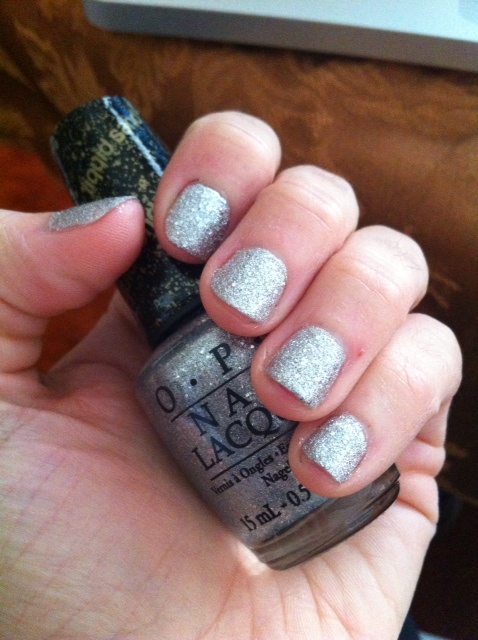 OPI Liquid Sand Polish