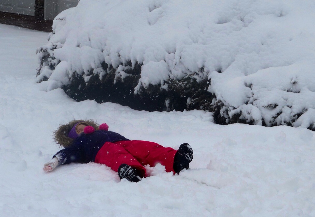 Surviving Winter, This Mom's Confessions
