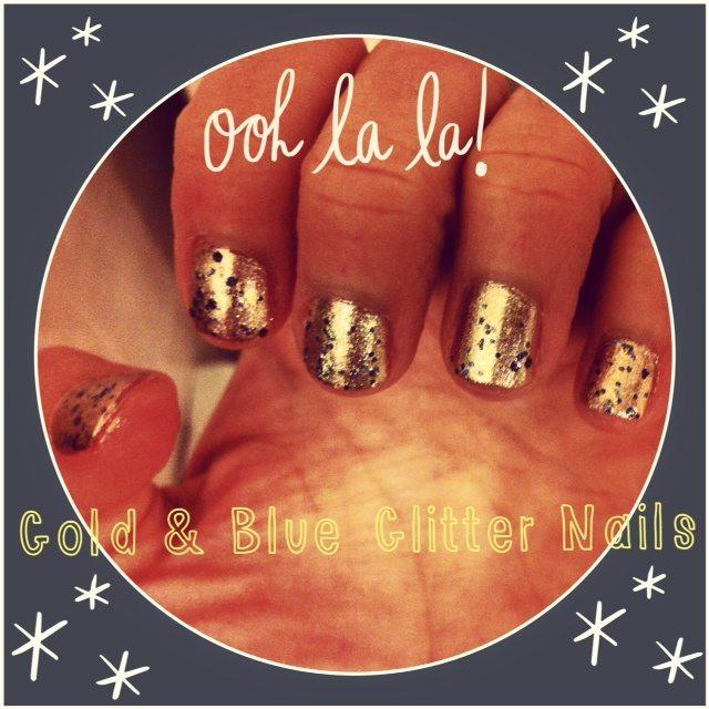 More Glitter Nail Polish Fun