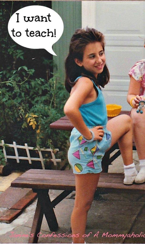 Me as a School aged kid