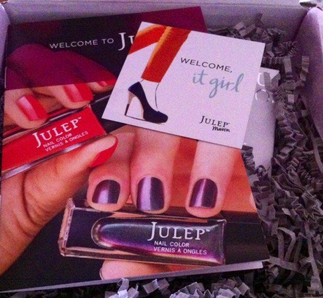 Julep Maven First Box