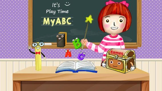 My ABC (7 in 1- Write & Learn Alphabets