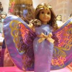 Emma's Day Out At American Girl Doll Store & More in NYC