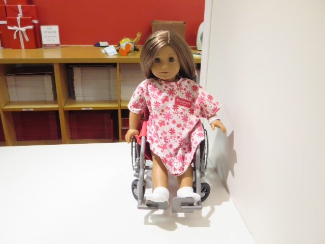 Emma S Day Out At American Girl Doll Store Amp More In Nyc