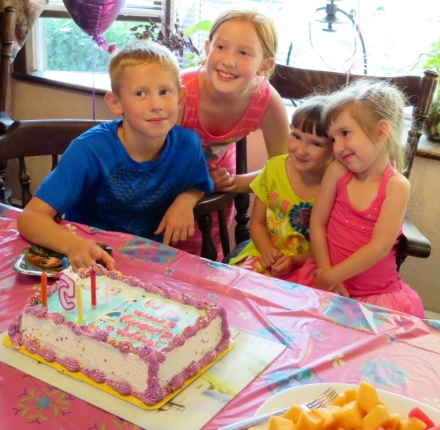 Birthday Party, This Mom's Confessions