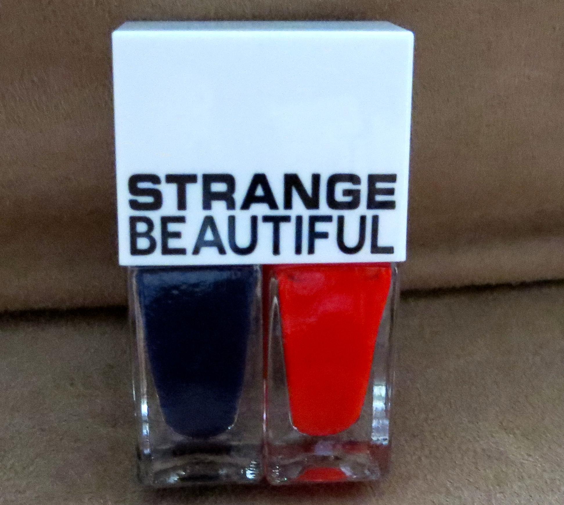 Strange Beautiful ColorBloc