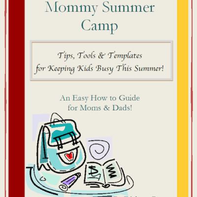 Mommy Summer Camp to the Rescue (Book Review)