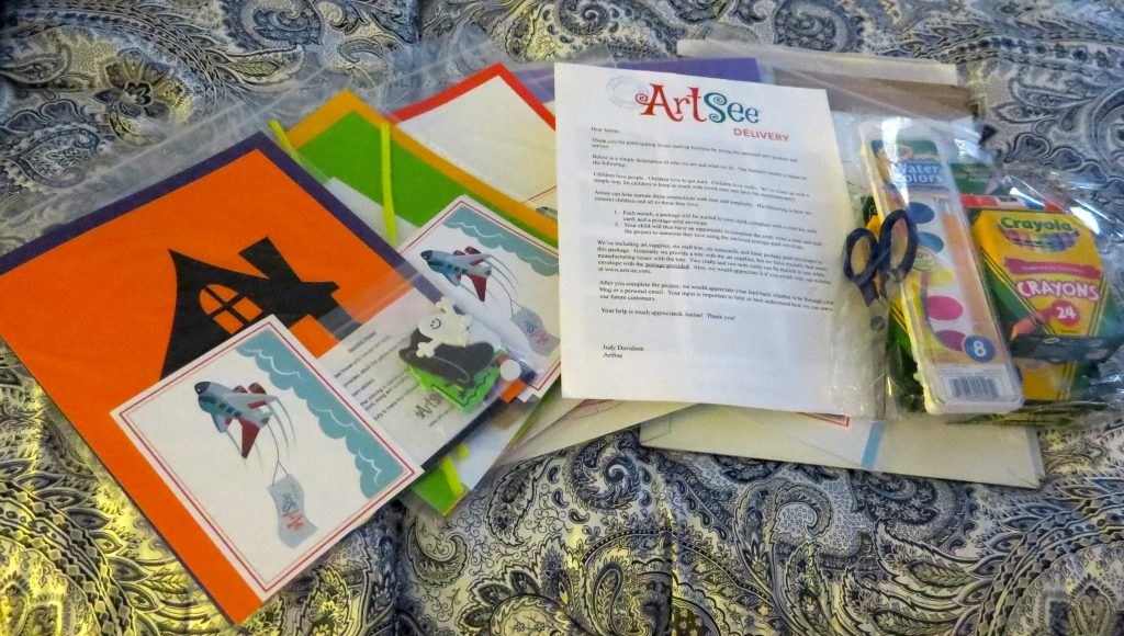 Our ArtSee Package Contents