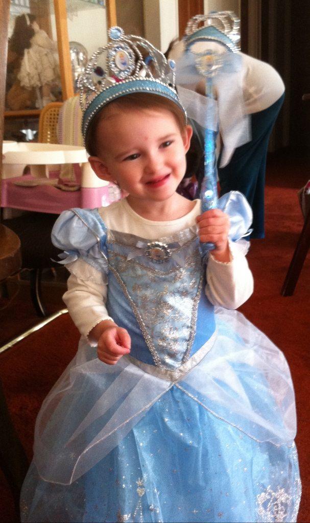 Emma Halloween 2011