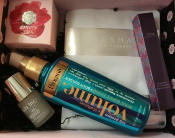 GLOSSYBOX October 2014 Contents