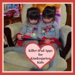 4 Letters & Numbers Kindergarten Apps