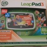 LeapFrog LeapPad 3 – Kid's Educational Games & Learning Tablet Review
