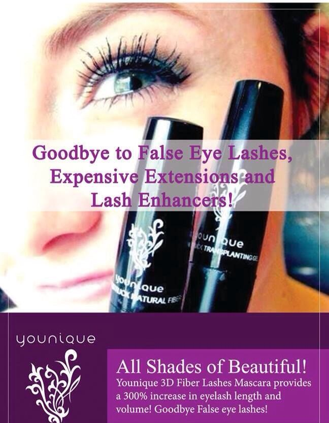 Younique Mascara Information