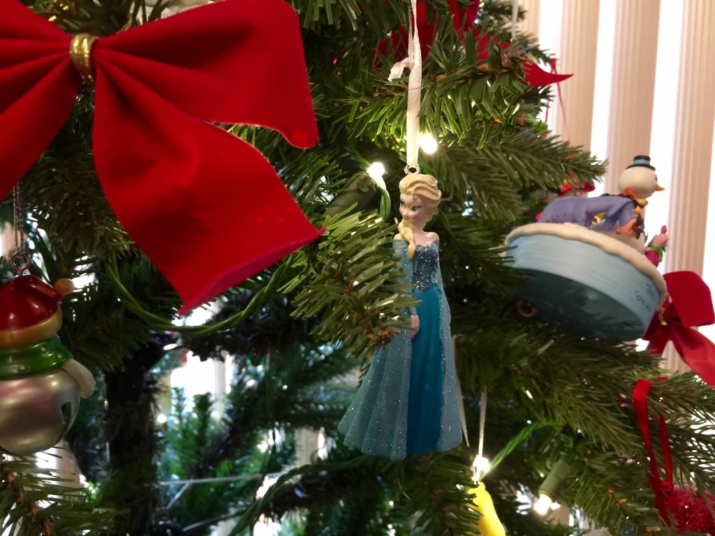 Disney's Elsa from Frozen Ornament
