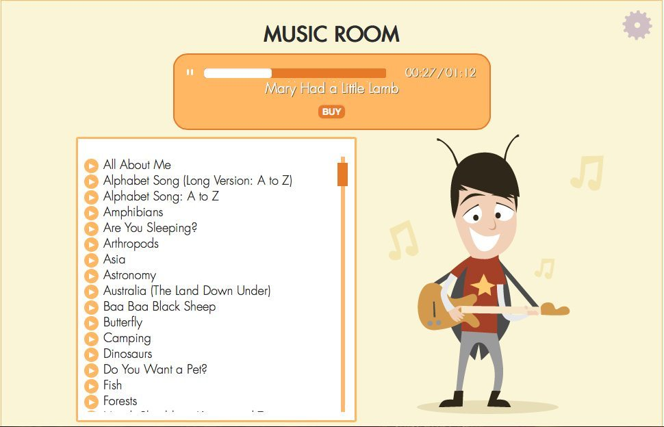 Music Room - Dance and Sing Along...