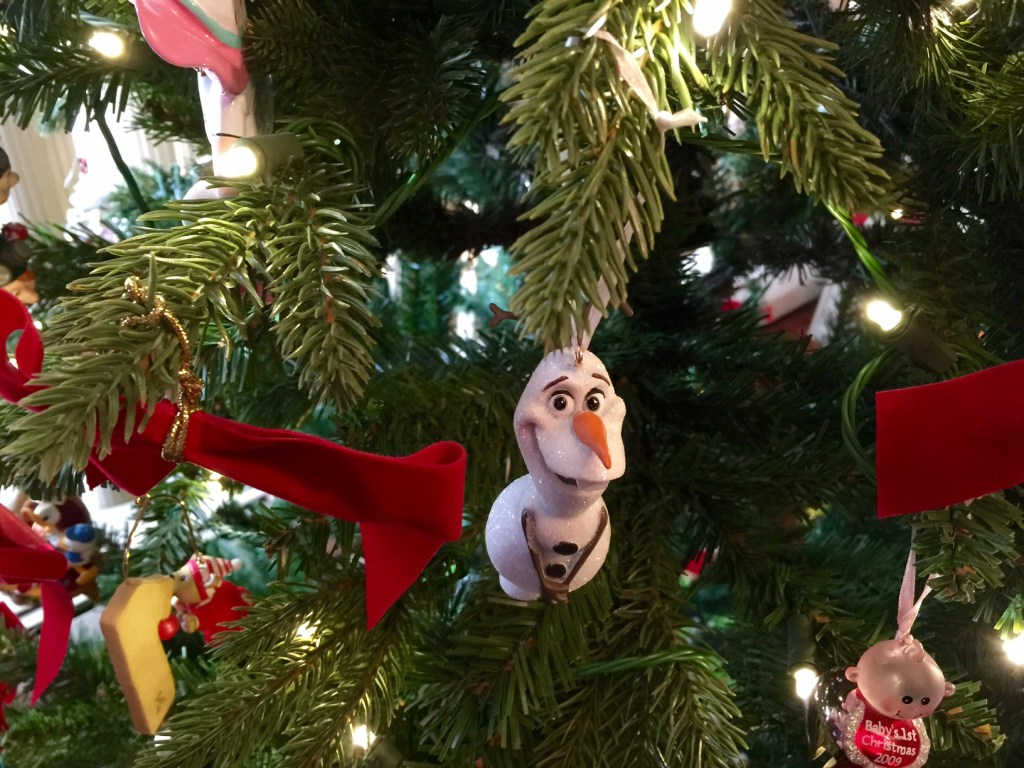 Frozen Olaf Ornament