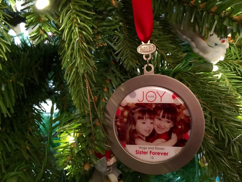 Tiny Prints Ornament