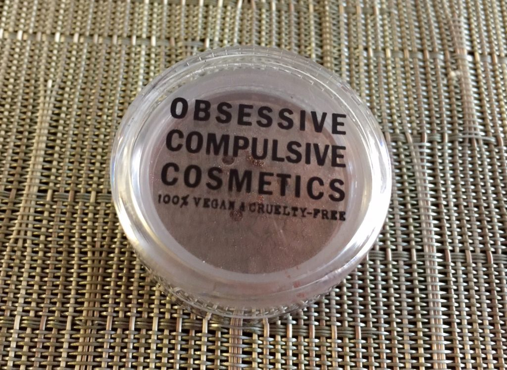 Obsessive Compulsive Cosmetics Loose Colour Concentrates in Smote