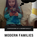 Modern Families Connection Lost?