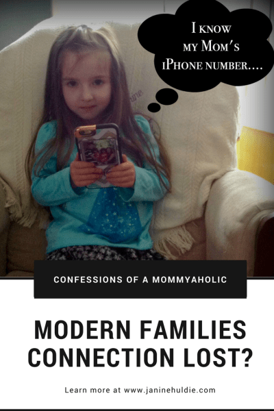 Modern Families Connection Lost