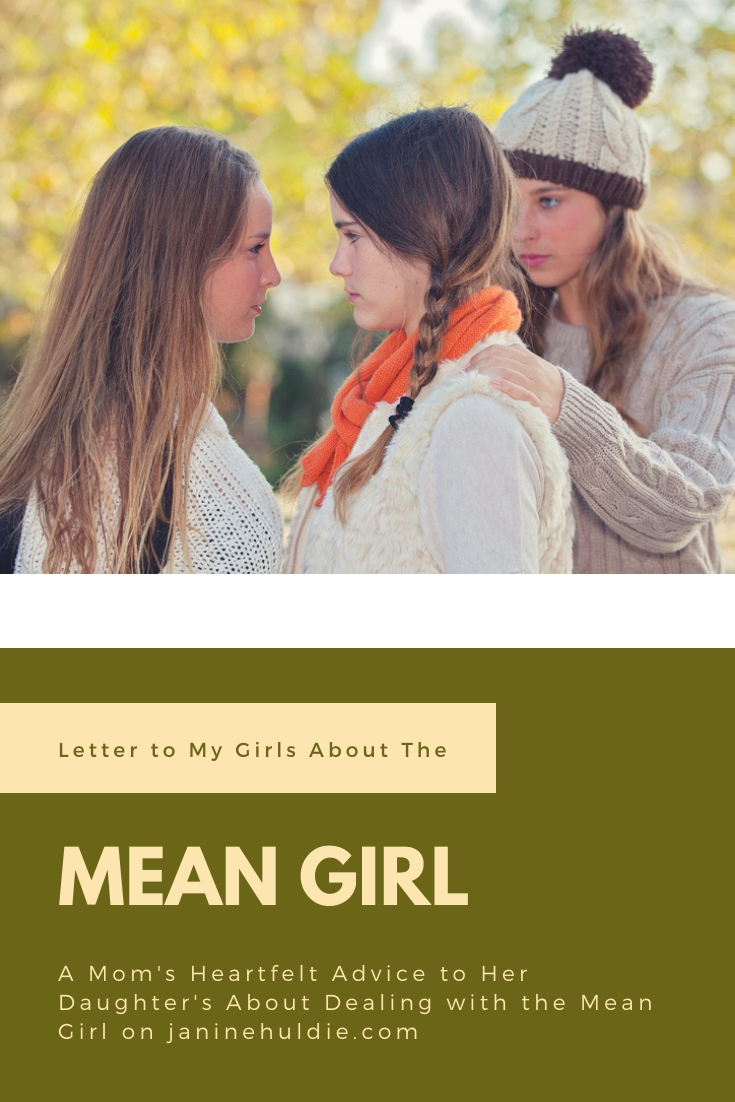 Letter to My Girls About The Mean Girl