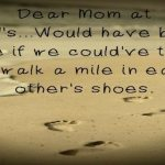 Dear Mom at Kohl's