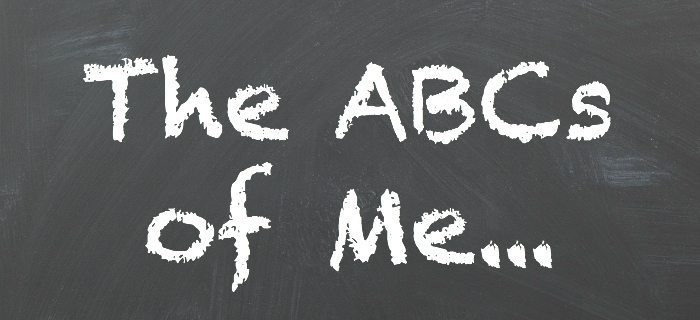 The ABCs of Me