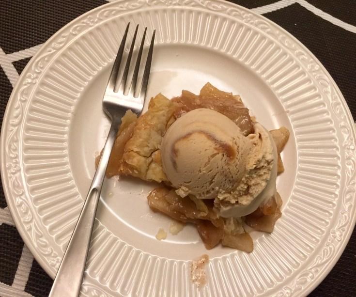 Slice of Apple Pie for Apple Pie Recipe