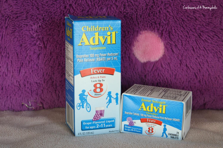Children's-Advil-sick-days
