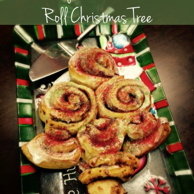Pillsbury™ Grands! Cinnamon Rolls for All The Special Moments w/ Cinnamon Roll Christmas Tree Recipe