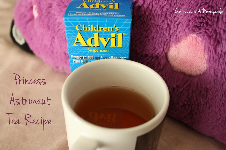 Princess-Astronaut-Tea-sick-days