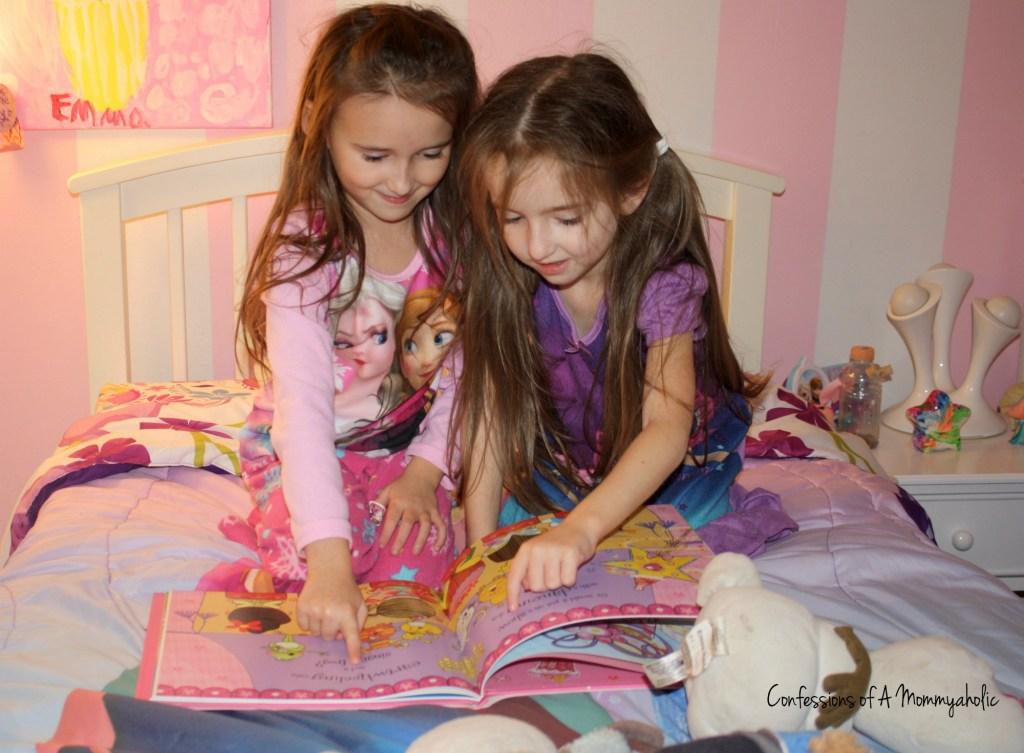 Reading BookBugs Camilla the Cupcake Fairy