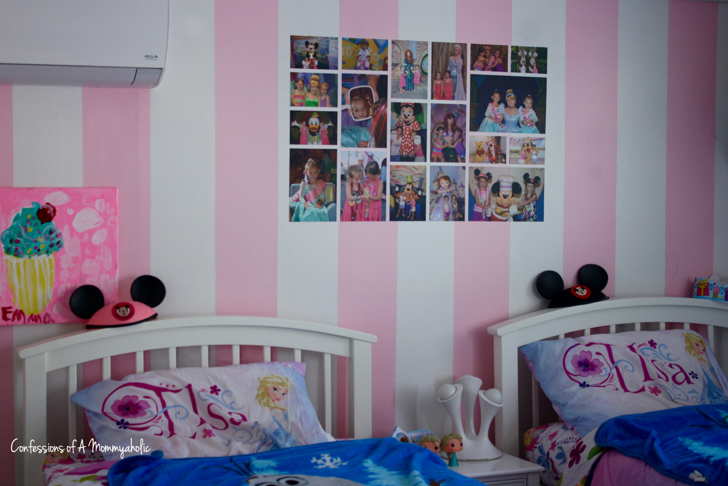 WeMontage Disney Bedroom Photo
