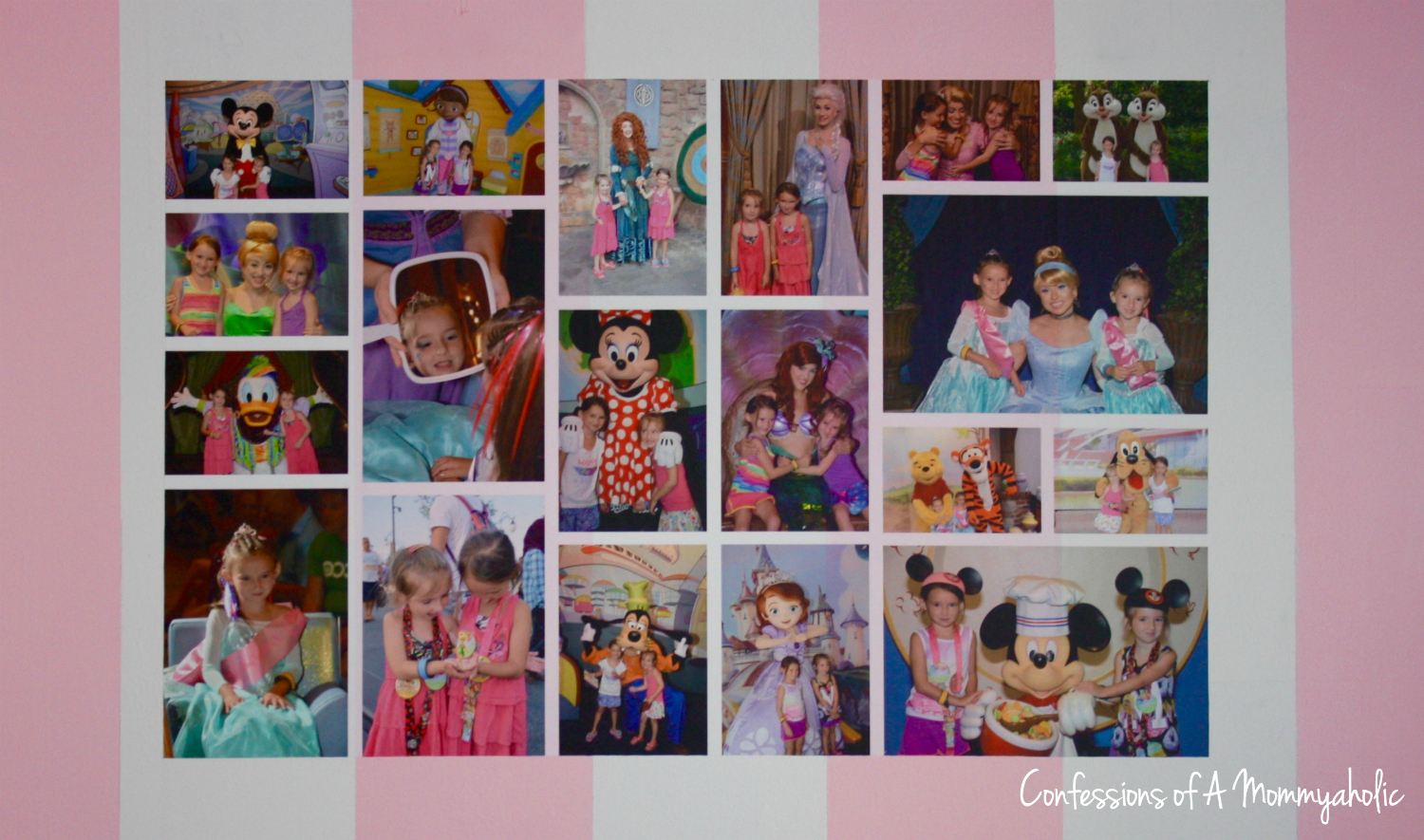 WeMontage Disney Collage