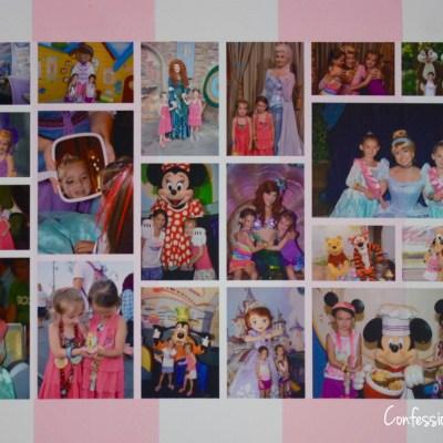 WeMontage Disney Collage
