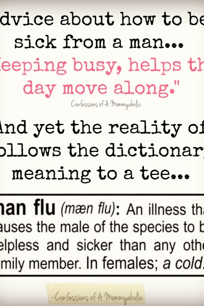 Man-Versus-Women-Being-Sick