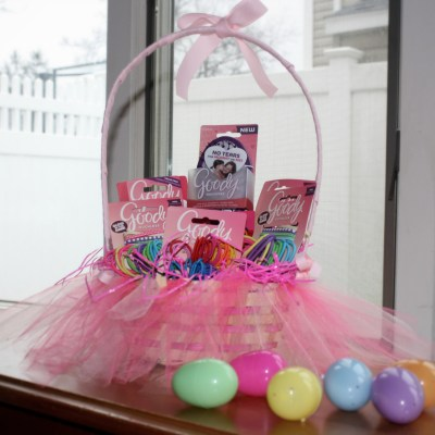 How To Make The Best DIY Girly Tutu Tulle Easter Basket